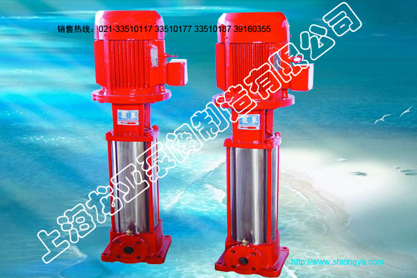 XBD(Ⅰ)型,立式多级管道消防泵