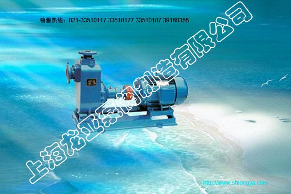 ZW型排污泵,自吸式排污泵,无堵塞排污泵